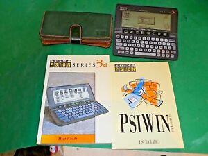 PSION SERIES 3A PERSONAL VINTAGE PALMTOP DIGITAL ASSISTANT ORGANISER COMPUTER