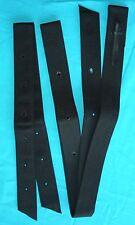 Web Latigo Tie Strap & Off Billet Set for Girth Cinch Western Halfbreed Saddles
