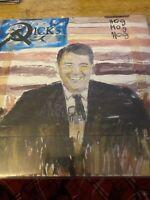 "The Dicks Hog 7"" 45 RPM Blue Vinyl Very Rare Gary Floyd Punk Sister Double Happy"