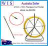 4.5mm 100m Telstra NBN Fiberglass Cable Fish Snake Rodder Puller Flex Lead-86259