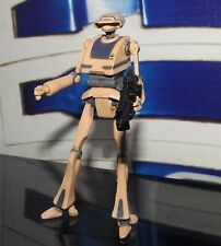 STAR WARS ACTION FIGURE TA-175 DROID + WEAPON CLONE WARS HASBRO 2010
