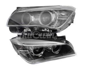 BMW X1 SERIES E84 LCI HEADLIGHT BI XENON ADAPTIVE RIGHT AND LEFT SIDE OEM NEW