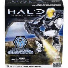 Halo Unsc flane Marine Mega Bloks Figura De Acción 27 un.