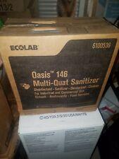 Echolab Oasis 146 Multi Quat Sanatizer