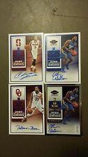 Panini Serial Numbered Original Basketball Trading Cards Lot