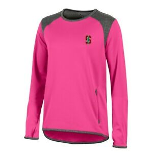 Stanford Cardinal NCAA Champion Women's (Pink) Athletic Tech Perf. Crew