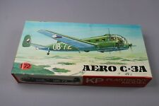 ZF757 Plastikovy Models 1/72 maquette avion militaire Kit N° 9 Aero C-3A