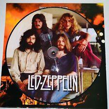 "LED ZEPPELIN, STAIRWAY TO LA FORUM (LIVE 1972), 10"" PICTURE DISC, VINYL LP NEW"