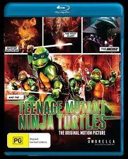 Teenage Mutant Ninja Turtles - The original Motion Picture (Blu-ray) NEW/SEALED