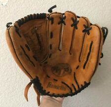 "FRANKLIN BASEBALL GLOVE 13"" RIght Hand Glove RTP Series 4539-13"" Tan Black Clean"