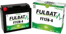 Batería FT12B-4 12V 10Ah | Fulbat | YT12B-4 | yt12b-bs bt12b-bs | Moto | Env 24H