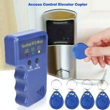 125KHz Handheld RFID ID Card Copier Reader Writer Duplicator + 5 Key Tags EM4305