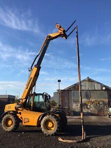15ton Lifting Sling 20 Meters Spares Or Repair
