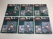 UNRELEASED? Kenner Pro Action Football Mexico Starting lineup SLU 1998 Lot of 6