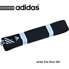 Adidas Elite Black-Belt/Karatedo/Taekwondo,Judo Black Belt(Width 5cm)