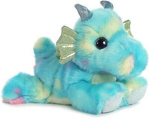 "Aurora - Bright Fancies - 7"" Sprinkles Dragon Plush Toy"