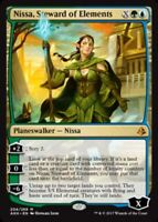 Nissa, Steward of Elements x4 Magic the Gathering 4x Amonkhet mtg card lot
