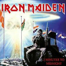 """Iron Maiden - 2 Minutes To Midnight - 7"""" Vinyl -"""