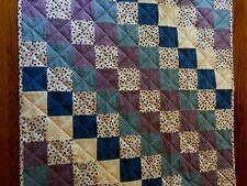 Handmade Baby Quilt 36x36