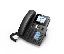 Fanvil X4G Gigabit SIP Enterprise Desktop Phone PoE with Dual-Color LCD Display