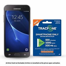 TracFone Samsung Luna (J1) + $25 60 Days of Service with 500 MIN/1000 Text/500MB