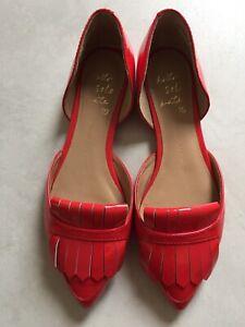 Women Banana Republic Hello Sole Mate Flat Heel Fashion Shoes Size 6