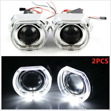 "Mini 2.5""  Bi-Xenon HID Projector Lens w/ AE Shroud For Headlight Retrofit DIY"