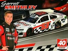 2020 Garrett Smithley #53 Victory Lane Quick Oil Change Kendall Postcard