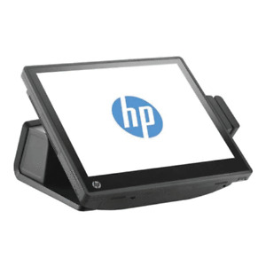 """HP RP7 Retail System 7800 AIO i5 2400s 2.5GHz 4GB 128GB SSD DW W7P 17"""" Touch 