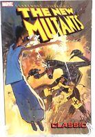 The New Mutants Classic Volume 4 Claremont Marvel Comics TPB Paperback New