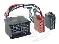 BMW Radio Autoradio ISO Adapter 3er 5er 7er E46 E36 E39 mit RUND-PIN KFZ Stecker