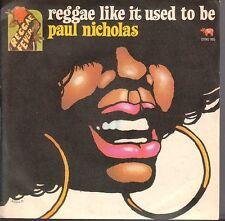 9859 PAUL NICHOLAS REGGAE LIKE IT USED TO BE