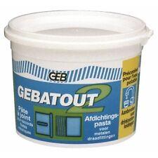 Pâte à joint - GEBATOUT 2- Etanchéité - Pot de 500 gr