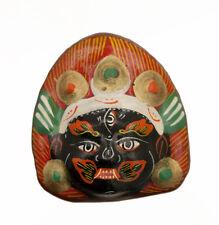 MAGNET DE MAHAKALI DEITE BOUDDHIQUE TIBETAINE NEPAL TIBET 49 MM 2170 S6B