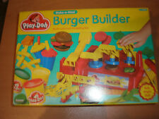 1992 VINTAGE PLAY-DOH BURGER BUILDER TONKA KENNER MIB