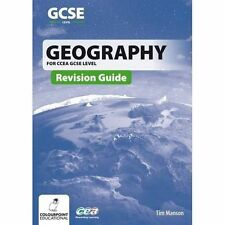 Geography Revision Guide CCEA GCSE by Tim Manson (Paperback, 2015)