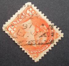 1870-97 3¢ Vermillion Small Queen Victoria SC #37/41 DATED MR 24 1897