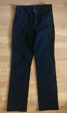 NYDJ Black Jeans Size 8