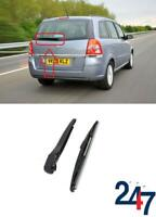 REAR WINDOW WIPER ARM WITH BLADE COMPATIBLE WITH VAUXHALL OPEL ZAFIRA 05-12