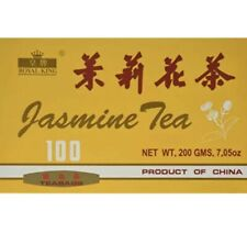 Royal King Jasmine Tea - China Jasmine Tea 100 Tea Bags-Free Shipping