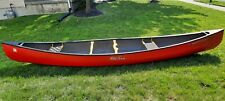 Old town canoe discovery 158 red
