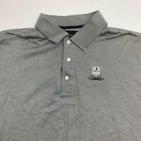 Greg Norman Polo Shirt Mens XL 60/2 Mercerized Play Dry Short Sleeve Casual Golf