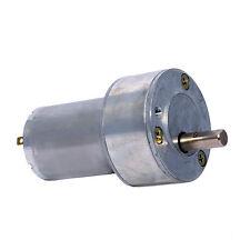 12v DC RS-50-555 Gear / Geared Motor 30 RPM - High Torque