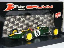 Brumm R332 Lotus 25 Jim Clark 1963 Italian GP #8 1/43