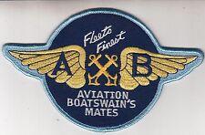AVIATION BOATSWAIN'S MATES PATCH