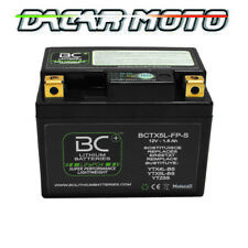 Motorcycle Battery Lithium Honda Tlr 200 Reflex 1986 1987 BCTX5L-FP-S