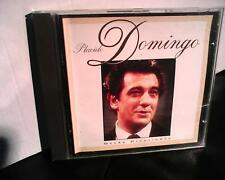 "1 Top Placido Domingo Tenor CD "" Opern Highlights "" Verdi, Puccini usw.sehr gut!"