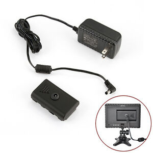 CN-AC2 AC Power Adapter Plug for CN-160/126 Video LED Light SONY NP-F550 NEW