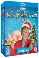 Mrs Brown S Boys Complete Series 1 and 2 Christmas Special 5050582905014