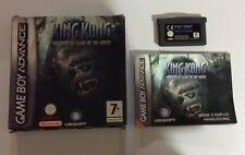 Jeu NINTENDO Game Boy King Kong The Official Game avec Notice et Boîte